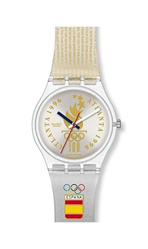 SWATCH - Spanish OLIMPIC Team Limited Edition