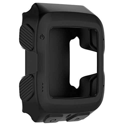 Hubei1 1 capa protetora de silicone para relógio esportivo Garmin Forerunner 920XT