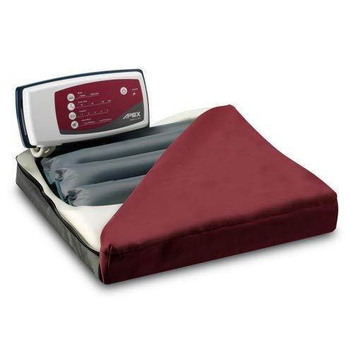 Apex | Sedens 500 | Cojín antiescaras (antiguo Combo) | Medidas: 43x43 cm | Incluye funda protectora | Producto Premium | para el mejor cuidado de las escaras