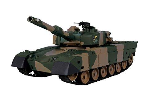 ジョーゼン ダートマックス 1/28スケール ラジコン 陸上自衛隊 90式戦車 JRVK058-GR