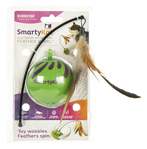 SmartyKat Feather Whirl...