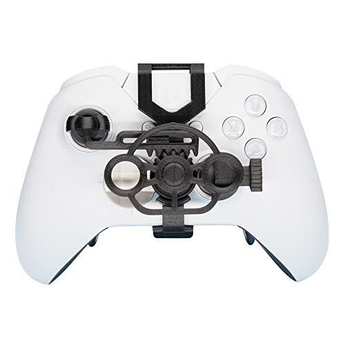 SHEAWA Para Xbox One Mini mando de volante Xbox Racing Game accesorio...