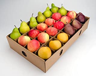 Organic Fruit Mixed Gift Basket by FruitShare
