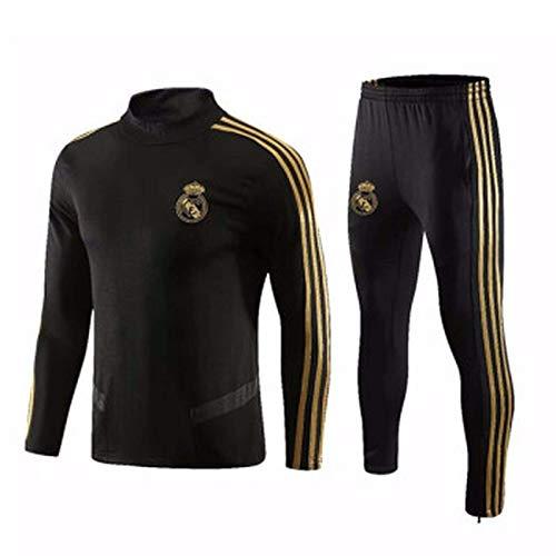 Camiseta Futbol Negro