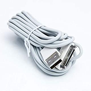 Margoun 3 meters cable for Apple iphone 3GS 4 4S AND IPAD 2 3 4