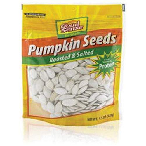 Good Sense Pumpkin Seed In Shell, 4.5 oz