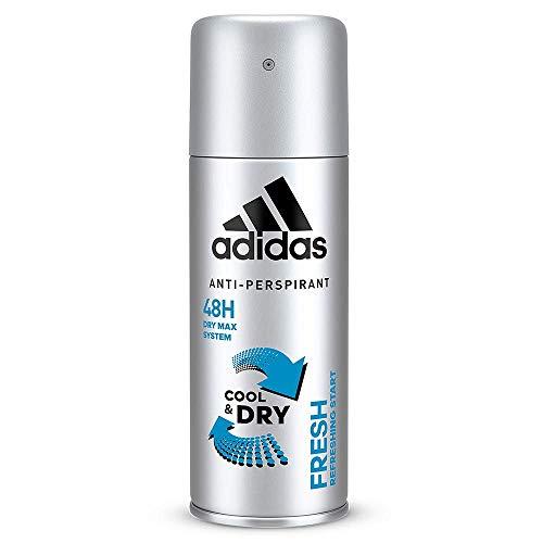mejores Desodorantes para hombre Adidas Fresh Desodorante para Hombre -  200 ml.