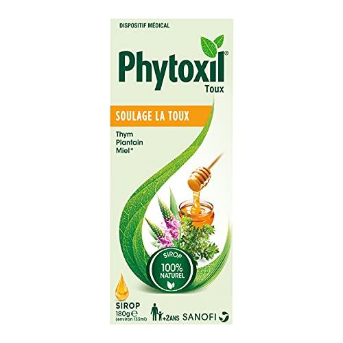 Phytoxil Toux Sèche & Grasse, Sirop 133ml
