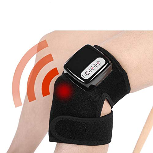 Airser Beine Massagegerät Fußmassage, Knie-Physiotherapie-massagegerät Mit Wärme- Und Vibrationsmassage Für Gelenkmuskeln Arthritis Sportverletzung Schmerzlinderung