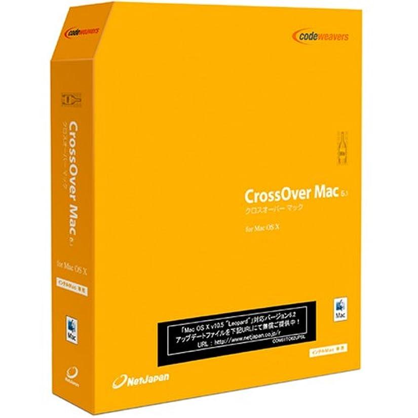 本会議有効入射CrossOver Mac 6.1