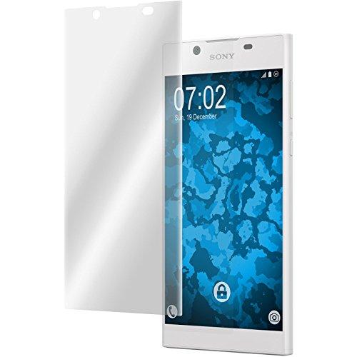 PhoneNatic 1er-Pack Bildschirmschutzfolien klar Flexible Folien kompatibel mit Sony Xperia L1