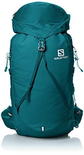 Salomon Unisex Backpack, 44 Litre, Out Week 38+6, Mediterranea, Size: M/L, LC1093600
