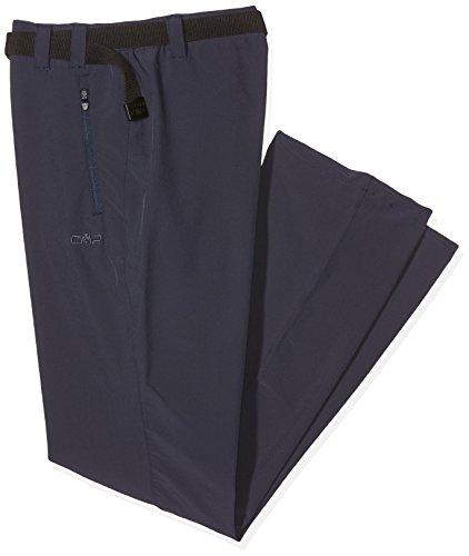 CMP Damen Outdoor Hose 3T59036 Black Blue, D38