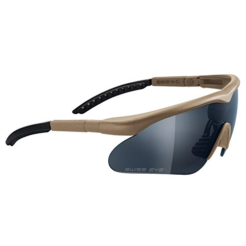 Schutzbrille Swiss Eye® Raptor Coyote [Misc.]