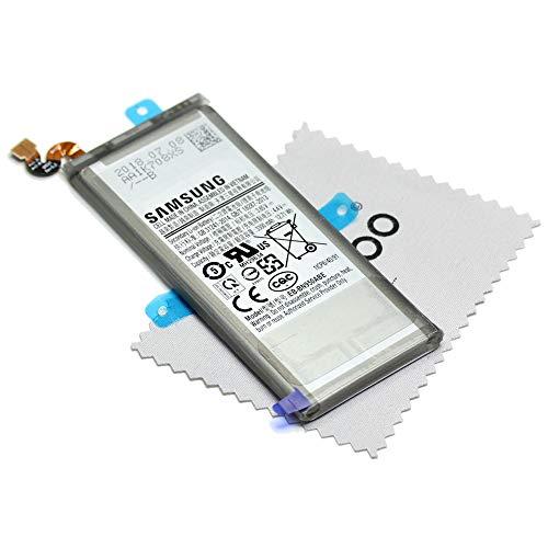 Akku für Samsung Original EB BN950ABE für Samsung Galaxy Note 8 N950F mit mungoo Displayputztuch