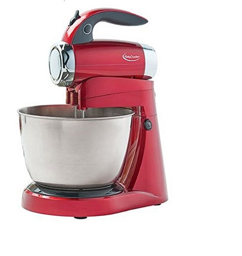 Betty Crocker Stand Mixer, One Size, Red