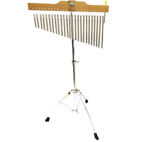 Our #2 Pick is the Luvay 25-Bar Chime with Stand and Stick