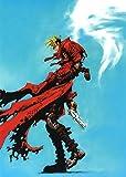 157937 Trigun VASH The Stampede Guns Fight Japan Anime Decor Wall 24x18 Poster Print