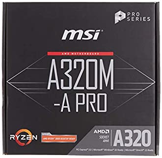 Micro ATX Mainboard Bild