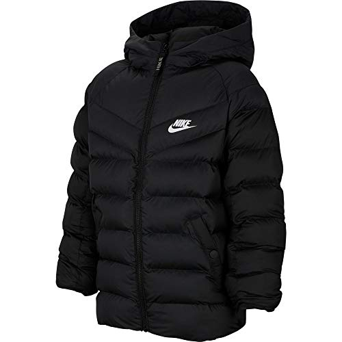 Nike Unisex-Child 939554-013_S Jacket, Black, S