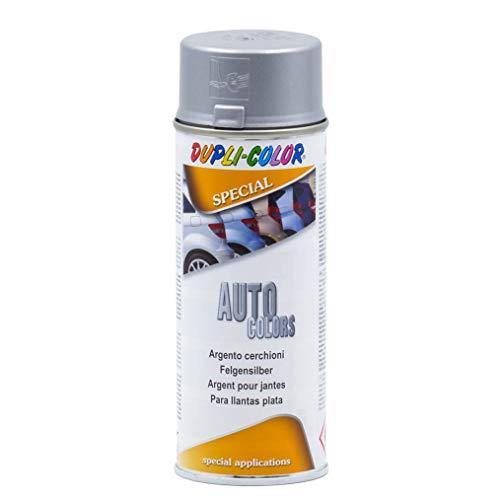 Plata Llantas Spray 400 mL Dupli Color