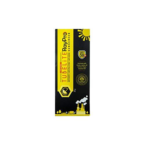 TUBELiTE RayPro : Anti Photo/Anti Pollution/Anti Ageing Sunscreen (30 g)