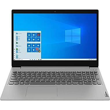 Lenovo Ideapad 3 Laptop, 15.6 FHD Non-Touch Display, AMD Ryzen 3 3250U Processor, 8GB DDR4 RAM, 128GB PCIe NVMe SSD…