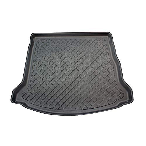 MDM Kofferraumwanne für Espace V ab 04.2015-, Kofferraummatten Passgenaue mit Antirutsch, Passend für: 5/7 Sitzer (3. Reihe umgelegt), cod. 5134