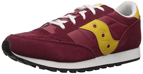 Saucony Jazz Original S Vin Ladies Sneaker Red, Dimensione:38
