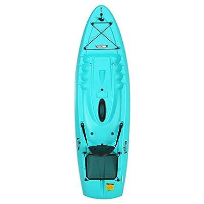 """90614 Lifetime Volt Kayak, Aqua, 101"""" by Lifetime OUTDOORS"""