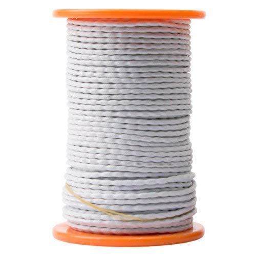 Stylelex Bleiband in Fachhandelsqualität - 5 Meter - 22g 35g 50g 70g 85g - weiß (22g/m)