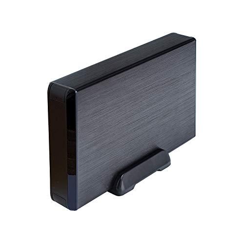 """AISENS - ASE-3530B - Boîtier Externe 3,5"""" - disques durs SATA I, II et III à USB 3.0/USB3.1 GEN1 - Noir"""