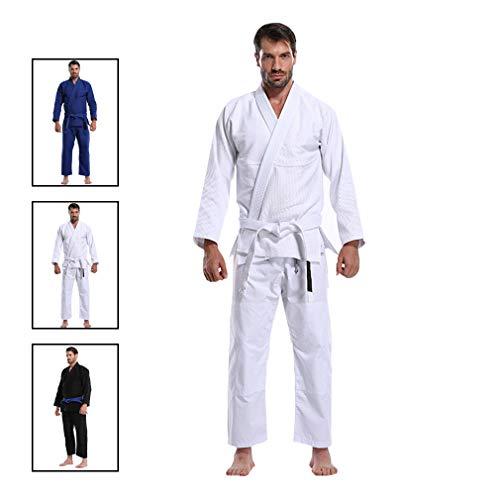 YILIFA Braziliaanse Jiu Jitsu Uniform voor de mens, hoogtepunten professionele competitie BJJ Gi Kimono -Tops en Broeken