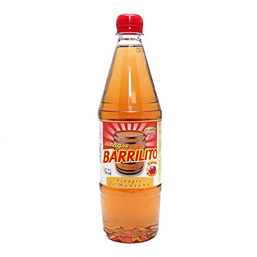 Barrilito, Barrilito Vinagre Manzana, 750 ml