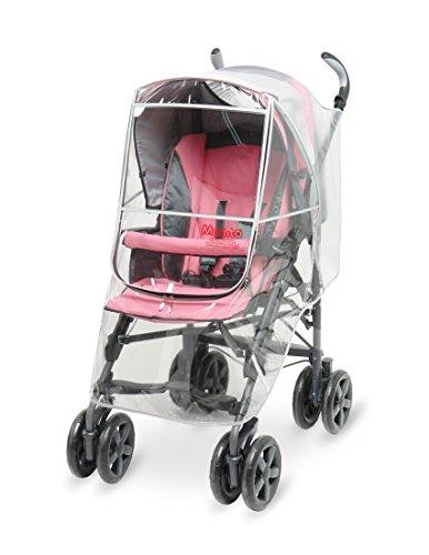 Manito Imperial Kinderwagen-Wetterschutz/Regenschutz