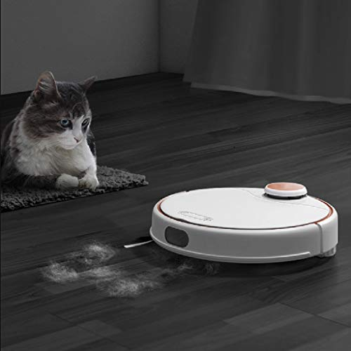Stofzuiger Automatic Robotic Intelligent Cleaning Robot Volautomatische Huishoudelijke Stofzuiger Dweilen Machine