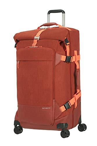 Samsonite Ziproll - Bolsa de Viaje (tamaño Extragrande, 80 cm), Naranja Oscuro (Naranja) - 116883/1156