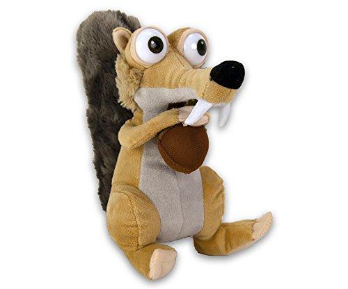 Ice Age 5 - Plüschfigur Scrat, ca. 20 cm