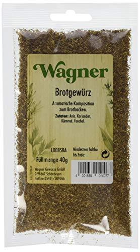 Wagner Gewürze Brotgewürz (1 x 40 g)