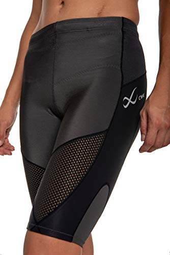 CW-X Women's Stabilyx Ventilator Shorts (Black, Small)
