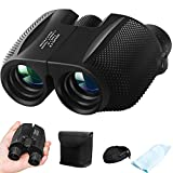 Best Concert Binoculars - Binoculars for Adults Kids, ZIPOUTE 10x25 Folding Compact Review