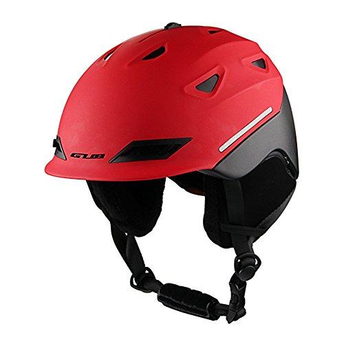 Lixada GUB Schnee Sport Helm Outdoor Winter Winddicht Radfahren Skifahren Snowboard Schutzhelm Einstellbare Belüftung