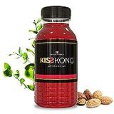 Kiss KONG – puissante boisson stimulante pour homme – Augmente puissance, énergie, endurance, résistance – 100% naturel, Effet rapide, durée optimale – 250 ml