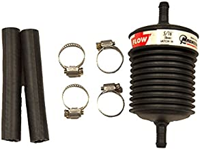 ATP JX-150 Universal Plastic Body In-Line Filter for 5/16