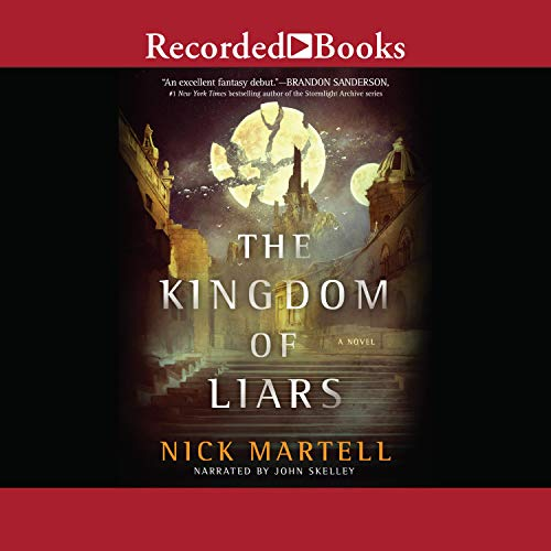 Kingdom of Liars  By  cover art