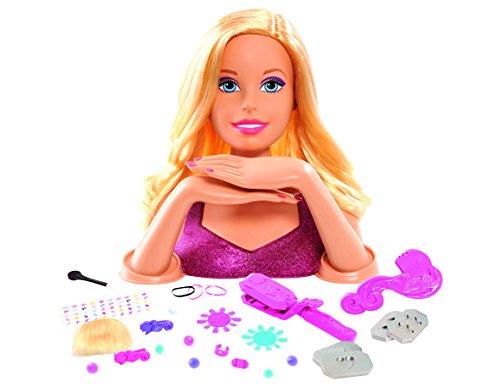 Giochi Preziosi - BAR17 - Barbie - Tête à Coiffer