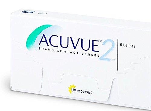 -3,00 lentes de contacto ACUVUE 2 RB 8,7 dé 14 expiración %2F05% 2F01 2020
