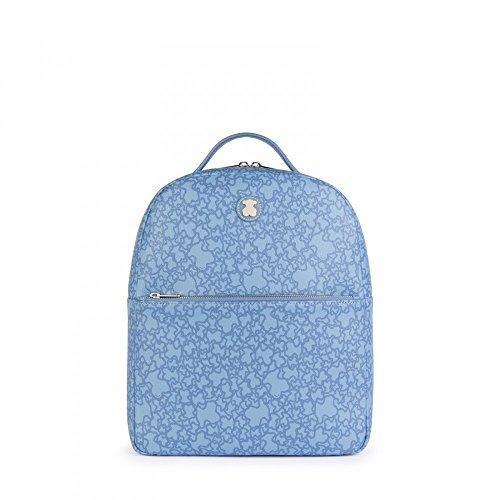 Tous Mochila Kaos Mini en color azul