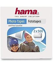 Hama Fototapas Adhesivos para Fotos, 1000 unidades