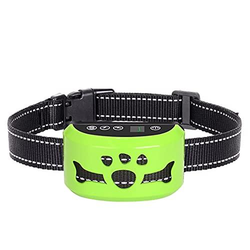 Dog No Bark Collar with Smart Detection Vibration...